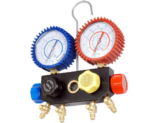 Термометр манометрический показывающий сигнализирующий термометр